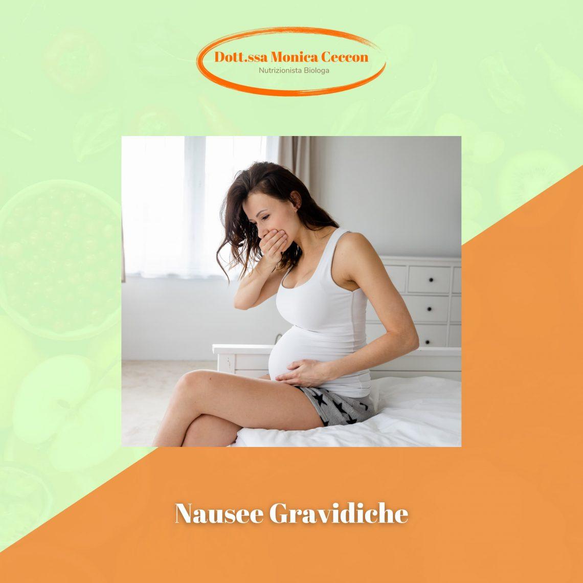 Gravidanza: Nausee gravidche
